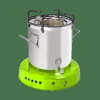 ACE 1 Cookstove (stove, zonnepaneel, accu, ledlamp)