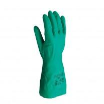 Ebola Beschermende Ansell Solvex handschoen