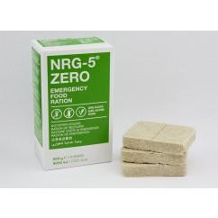 NRG-5 ZERO gluten en lactosevrij noodrantsoen