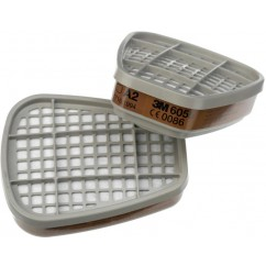 3M 6055 A2 gasmasker filter