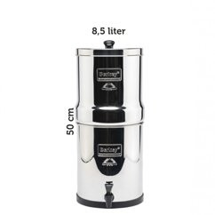 Afmetingen Big Berkey Waterfilter