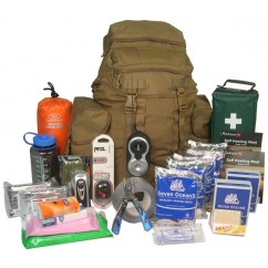 Bug Out Bag 2 personen 72 uur