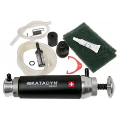 onderdelen Katadyn Pocket waterfilter zwart