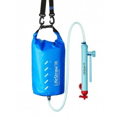 LifeStraw Mission Waterfilter combinatie