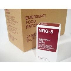 NRG 5 Noodrantsoen 24 dagen (20 jaar houdbaar)